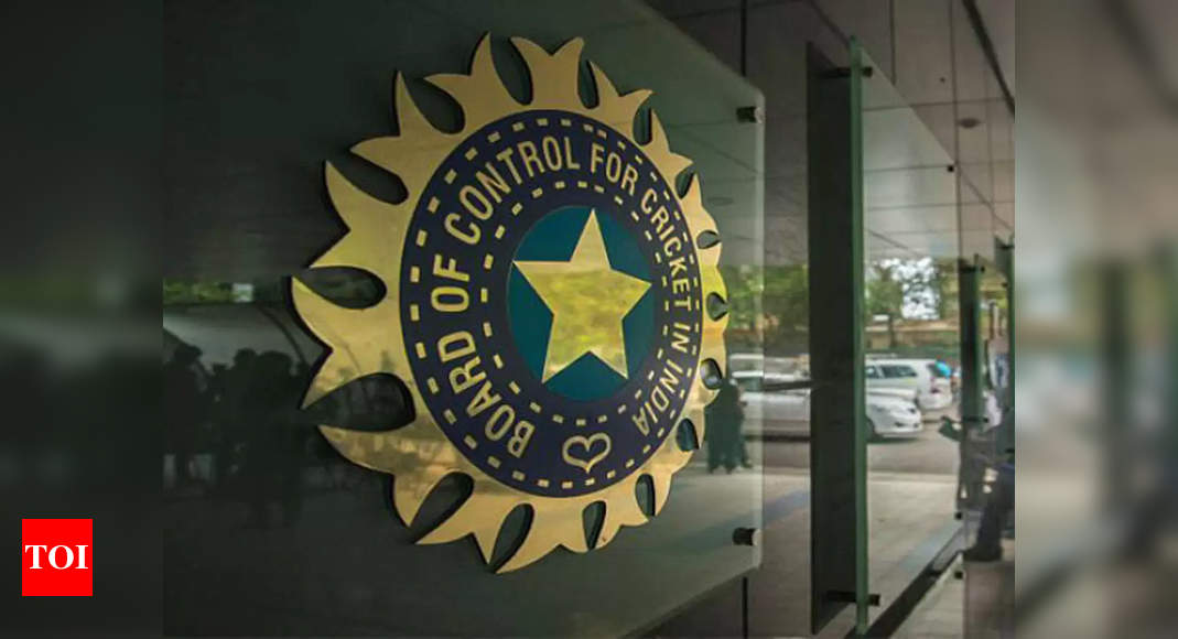 BCCI's WTC plan: 3 Covid-19 tests at home before players assemble in Mumbai on May 19   Cricket News – Times of India