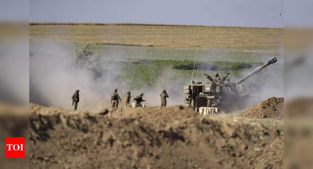 Air strikes, rockets drag Israel-Gaza conflict into sixth day