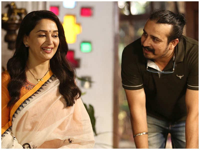 'Bucket List' director Tejas Prabha Vijay Deoskar: Madhuri Dixit always accepted changes gracefully