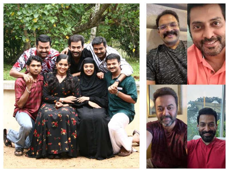 'Classmates' virtual reunion 2.0! Prithviraj Sukumaran pens a happy note