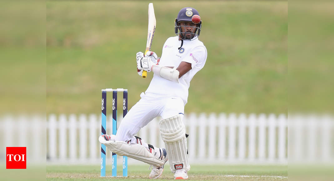 I'm not competing with anybody: Abhimanyu Easwaran   Cricket News – Times of India