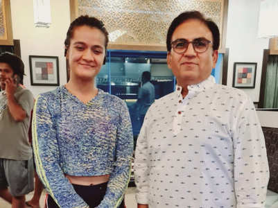 Aradhana's experience with Dilip Joshi