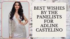 Miss Diva panelists express their support for Adline Castelino with wishes to bring home the crown!
