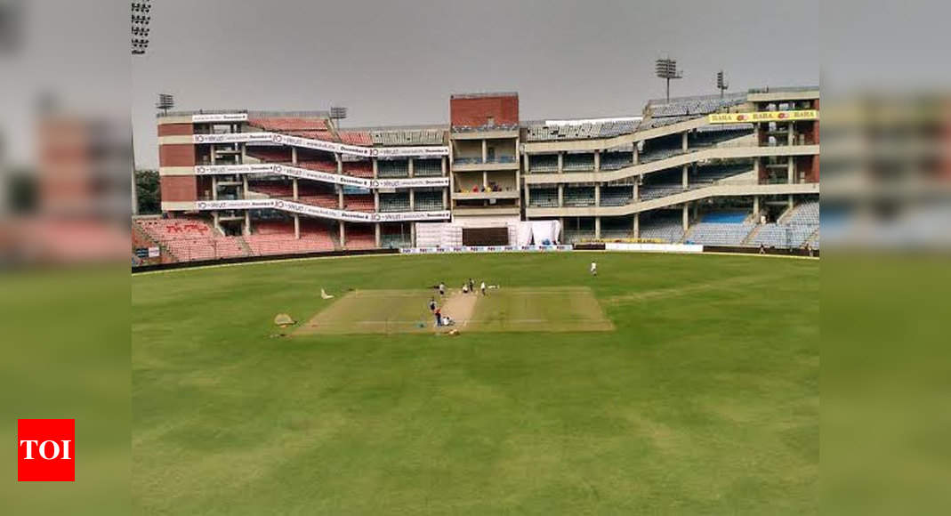 DDCA offers its premises for fight against COVID-19 | Off the field News – Times of India