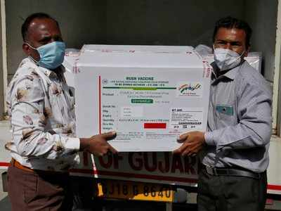 Crisis at home, India may still have to rush vaccination to neighbors   India News