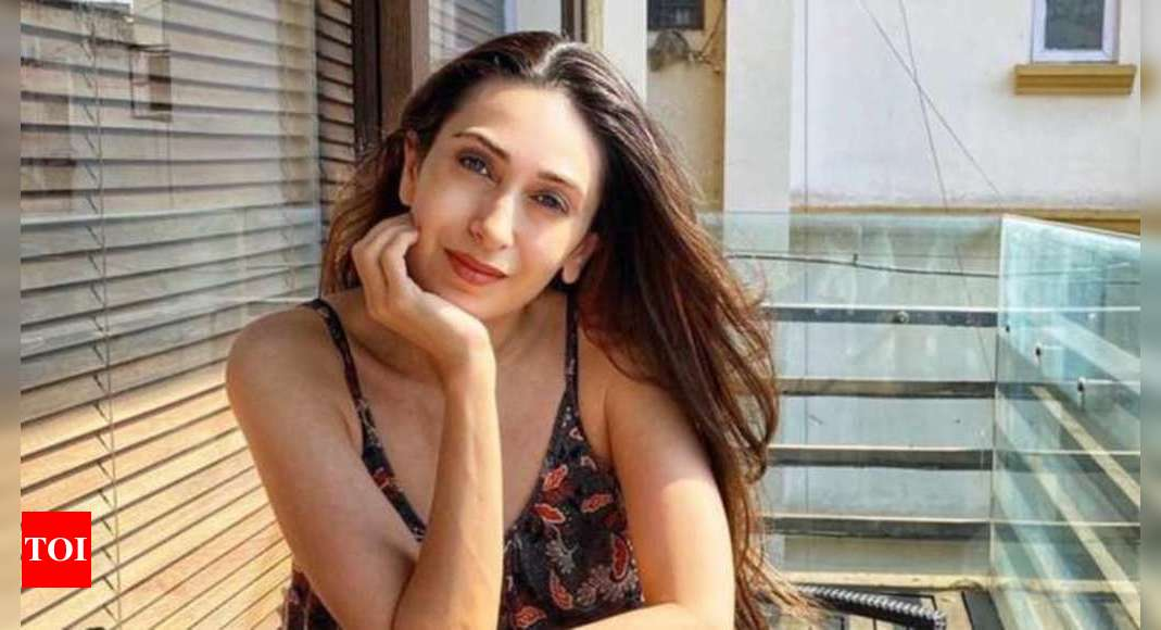 Karisma Kapoor urges all to take necessary precautions even after getting vaccinated – Times of India