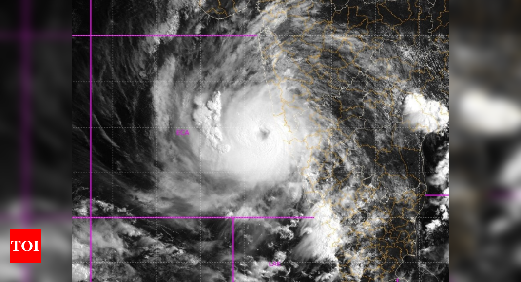 What's in a name? How Cyclone 'Tauktae' was given its moniker | India News – Times of India