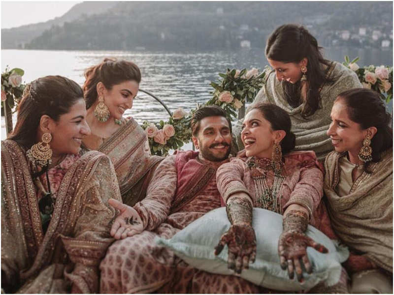 Deepika Padukone on why there was a no-phone policy at her Italian wedding with Ranveer Singh