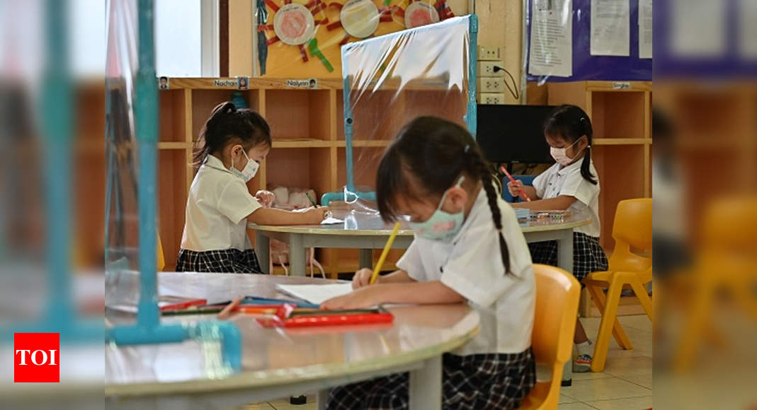 Singapore to shut schools from Wednesday in coronavirus fight – Times of India