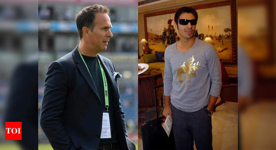 Wish he had clear thought when he was match-fixing: Michael Vaughan slams Salman Butt | Cricket News – Times of India