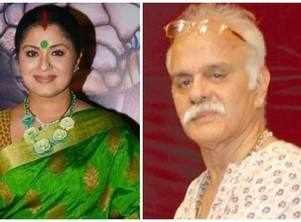 Sudha Chandran's father KD Chandran passes away