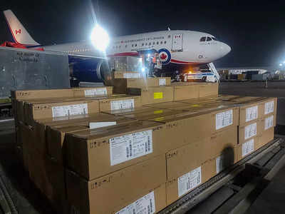 India received 5.3 lakh of Remdesivir vials, 13,496 oxygen cylinders as foreign aid: Center   India News