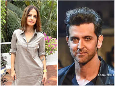 Hrithik compliments ex-wife Sussanne