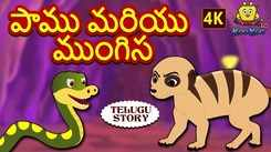 Watch Popular Children Telugu Nursery Story 'Snake and Mongoose' for Kids - Check out Fun Kids Nursery Rhymes And Baby Songs In Telugu