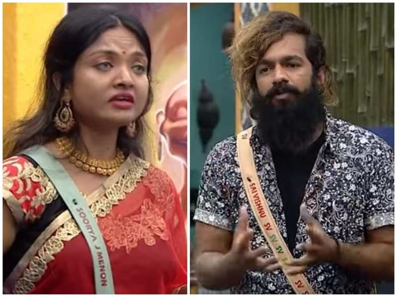 Bigg Boss Malayalam 3: Sai accuses Soorya of playing an unfair game, the latter shouts 'Mind your words'