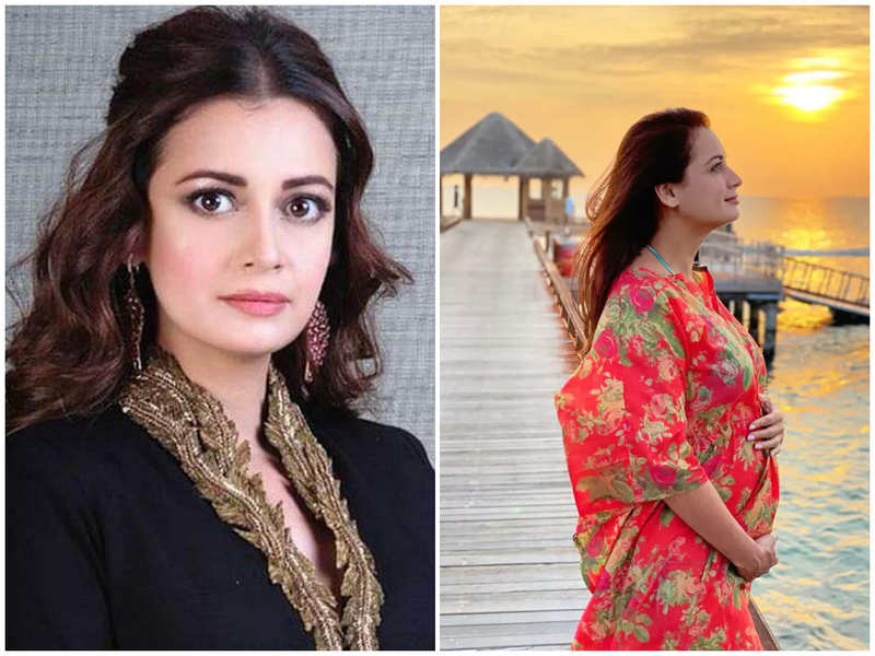Mom-to-be Dia Mirza states COVID vaccines currently available in India haven't been tested on pregnant women