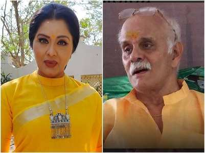 Sudha Chandran on father KD Chandran's demise
