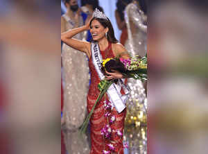 Stylish moments from Miss Universe 2020