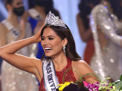 Most stylish moments from Miss Universe 2020