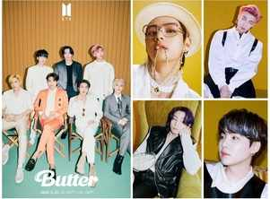 """BTS serve up new teaser photos ahead of 'Butter' release; ARMY calls it """"delicious"""""""