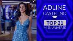 Adline Castelino Makes Her Way To The Top 21!