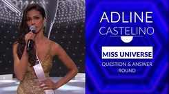 Will Adline Castelino's Answer At Miss Universe Q&A Round Help Her Win The Crown?