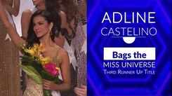 Adline Castelino Bags The 3rd Runner-Up Position At Miss Universe 2020!