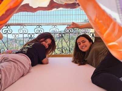 Rubina quarantines with Jyotika in Shimla