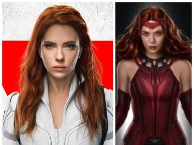 Marvel-DC superwomen who got solo acts