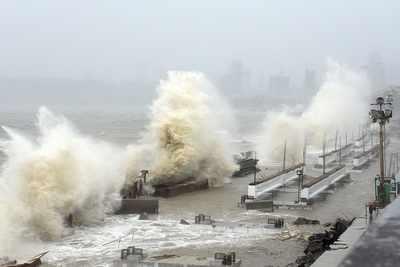 Cyclone Tauktae to make landfall in Gujarat: main developments   India News
