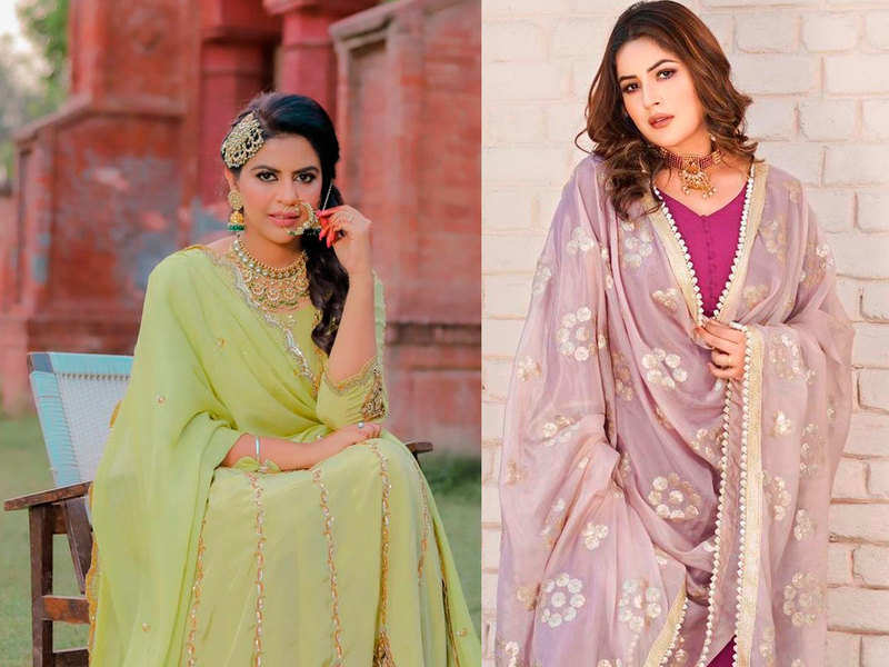 Designer Kiren Sandhu: When I was designing for Shehnaaz Gill, the main point was to highlight Punjabi culture