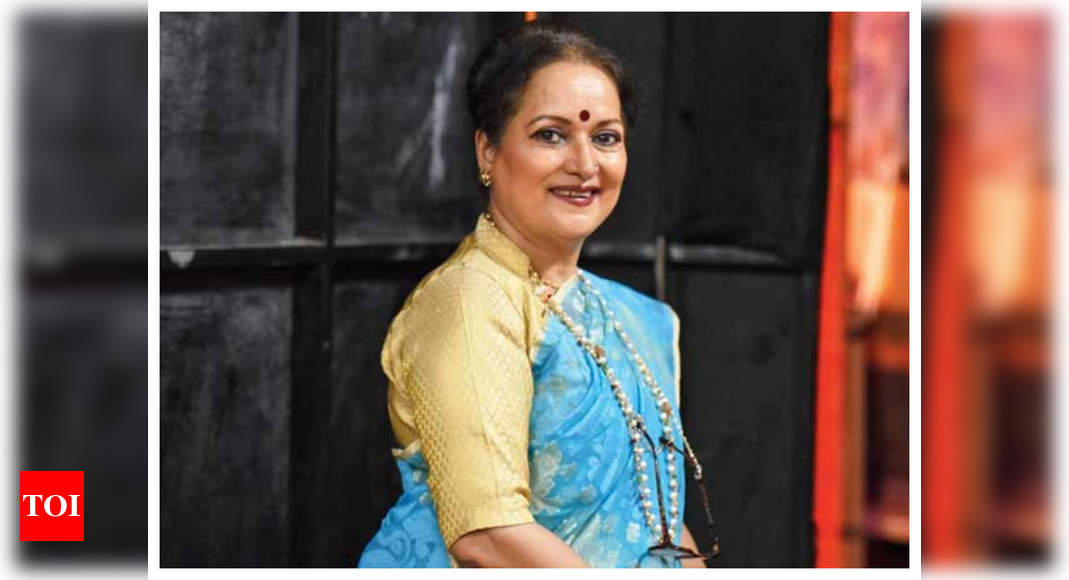 Himani Shivpuri reveals there is no provident or care fund for actors, says it is very tough – Times of India