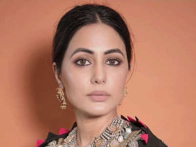 Hina Khan's lawn suit looks stunning
