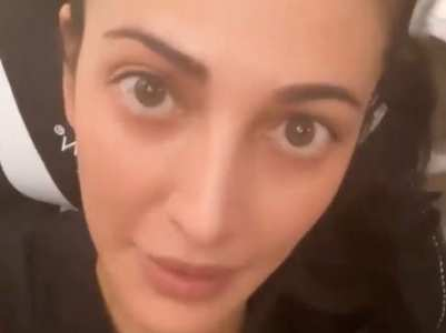 Shruti shares her scary experience of Cyclone