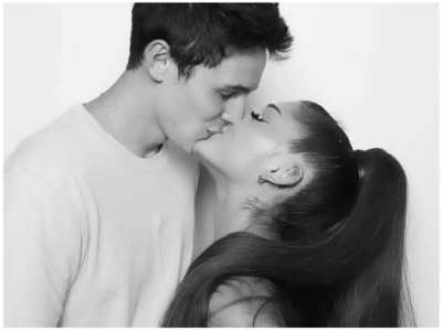 Ariana Grande ties the knot with Dalton Gomez