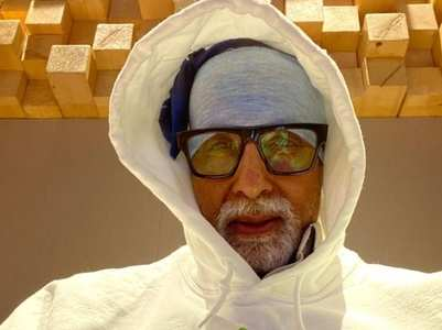 BigB's office flooded due to Cyclone Tauktae