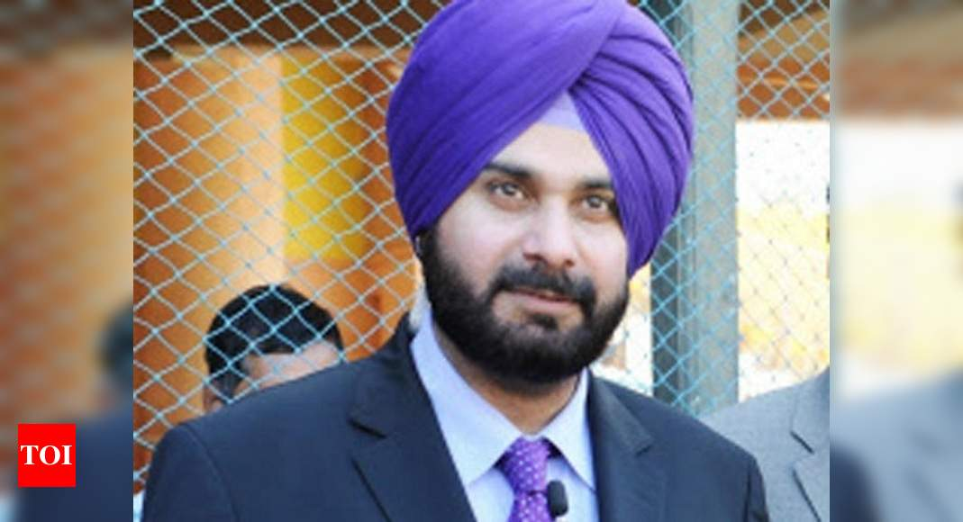 Amid Sidhu's attacks on Capt, PCC chief says party brass must step in | India News – Times of India