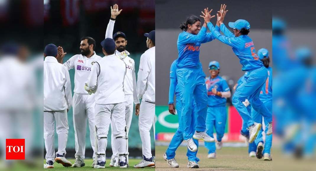 India's men & women cricket teams may travel together to Eng