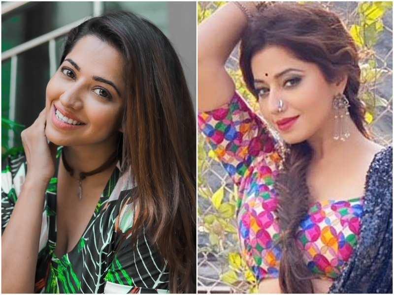 Ridheema Tiwari, and in the show Santoshi Maa