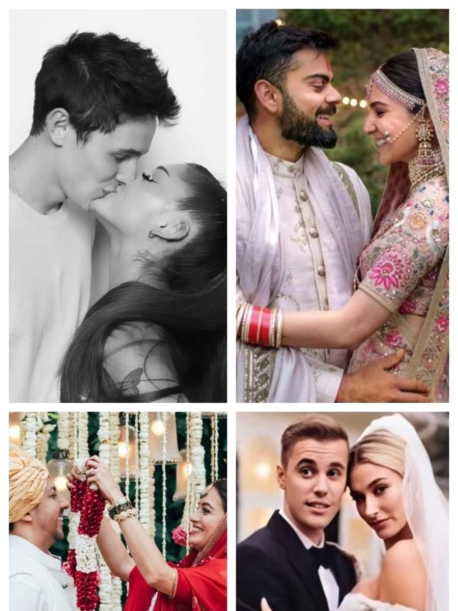Celebrities who got married secretly