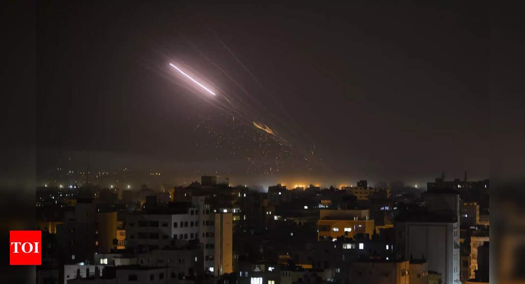 Rockets from Gaza rain havoc on Israeli cities in latest war