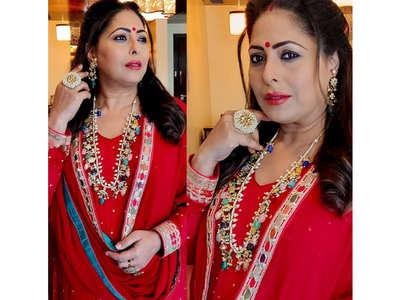 Truth behind Geeta Kapur's sindoor revealed!