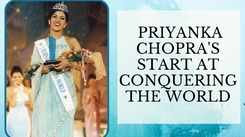 Throwback To The Golden Moment When Priyanka Chopra Turned Her Dreams Into Reality!