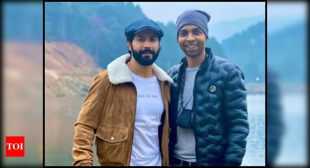 Abhishek Banerjee on 'Bhediya' co-star Varun Dhawan: His focus is sharp and his hard work towards the craft will put anyone to shame – Times of India