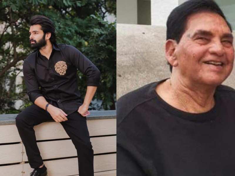 Ram Pothineni pens heartfelt note after grandfather Subba Rao passes away