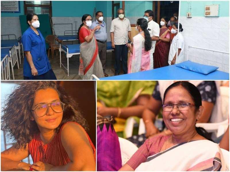 Parvathy says 'bring back Shailaja Teacher' in social media post