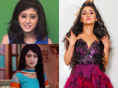 B'day Spcl: Shivangi Joshi's style evolution