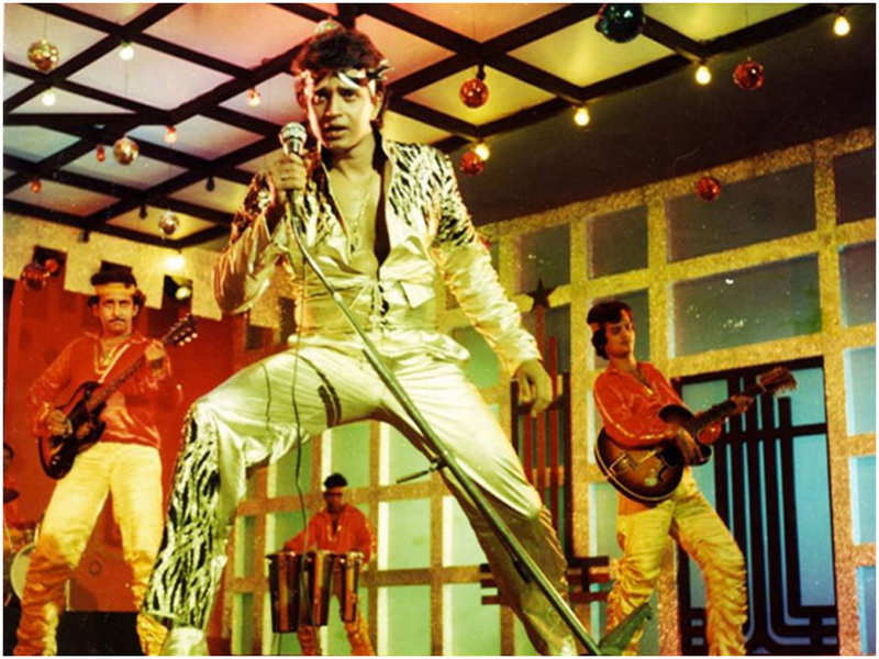 Mithun Chakraborty's 'Disco Dancer' to be made into a play by Salim-Sulaiman