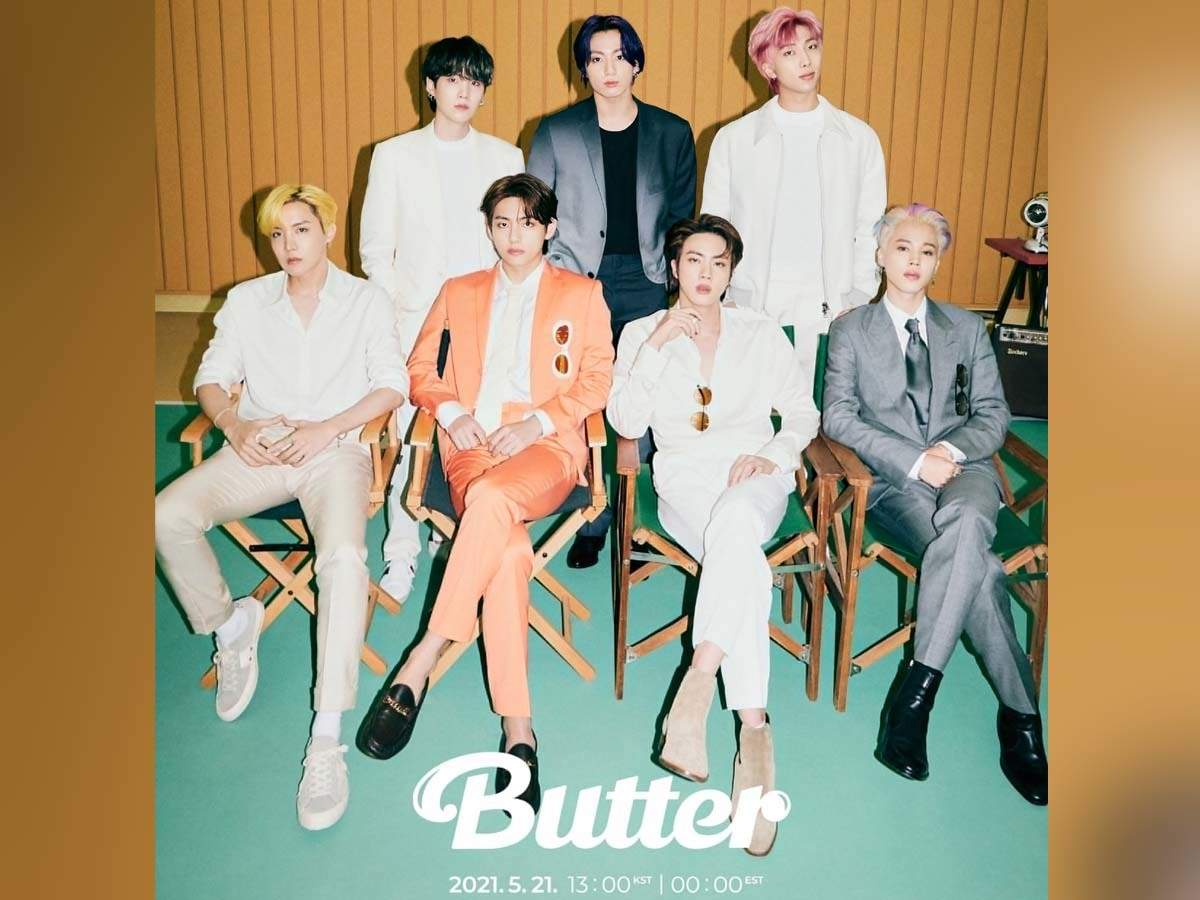 BTS Butter 'BTS' drops the teaser of their upcoming music video ...