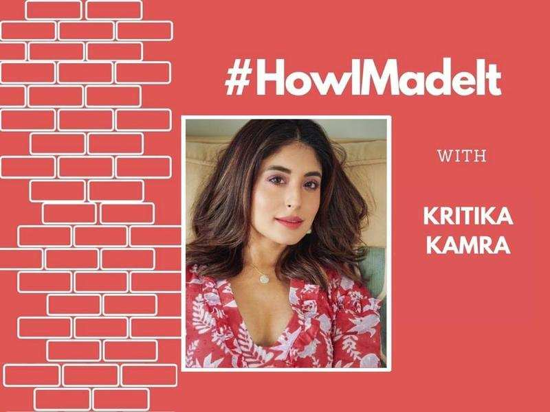 HowIMadeIt! Kritika Kamra: There's no shame in calling up filmmakers